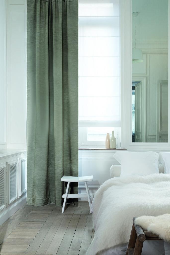 Comment choisir ses rideaux pour d corer la chambre - Modele rideaux chambre a coucher ...