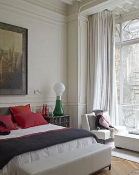 Rideaux chambre coucher adulte comment les choisir - Rideaux originaux pour chambre ...