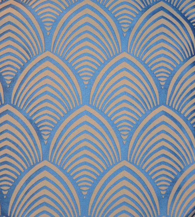 Tissus art d co d 39 ameublement notre collection for Art nouveau decoration ameublement