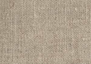 Le tissu lin lavé