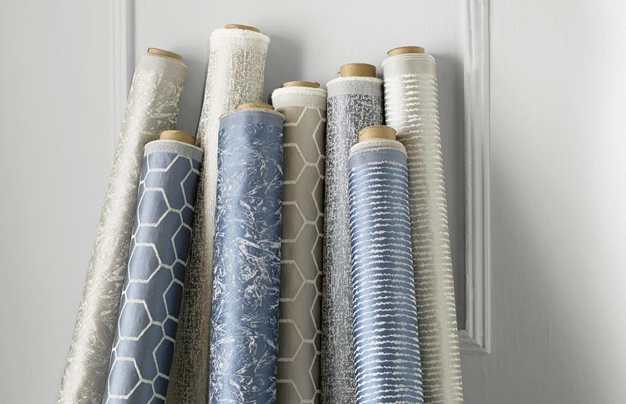 Le bon choix de tissu pour fabriquer vos rideaux astuces for Tissu au metre pour canape