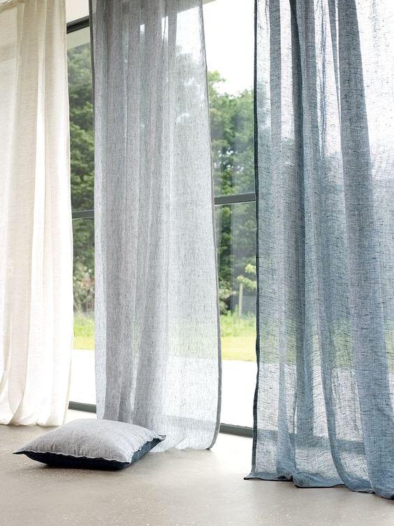 comment choisir des rideaux notre guide rapide. Black Bedroom Furniture Sets. Home Design Ideas