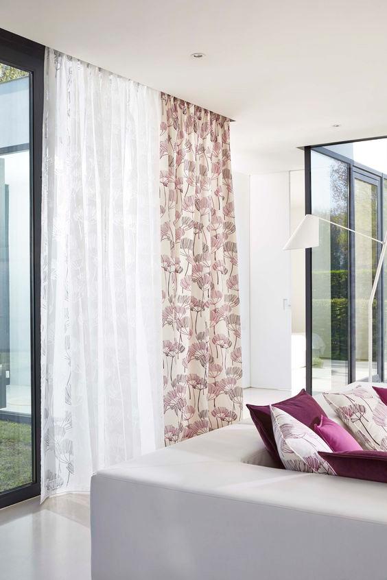 Voilage pour fenêtre : nos astuces pour choisir le tissu