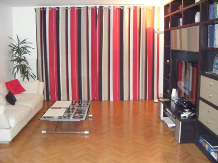 rideau baie vitr e nos astuces pour bien choisir. Black Bedroom Furniture Sets. Home Design Ideas