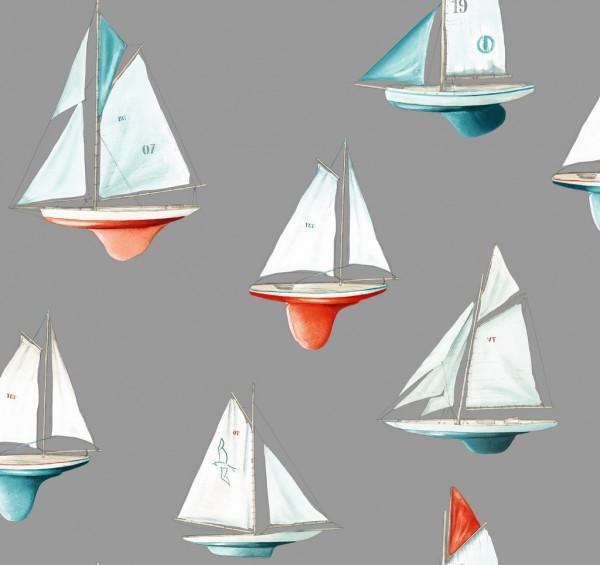 Tissu Mon beau bateau