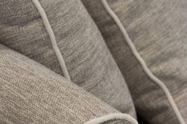 bout de canapé tissu