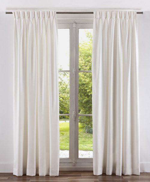 Peut-on blanchir des rideaux ?
