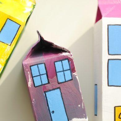 maisons carton
