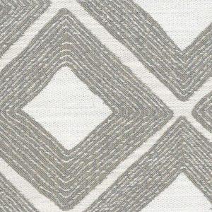 tissu motif tribal beige