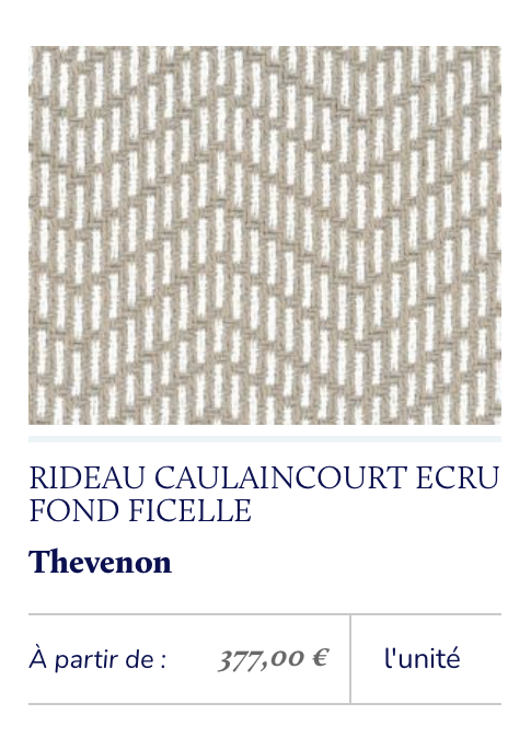 tissu motif zigzag