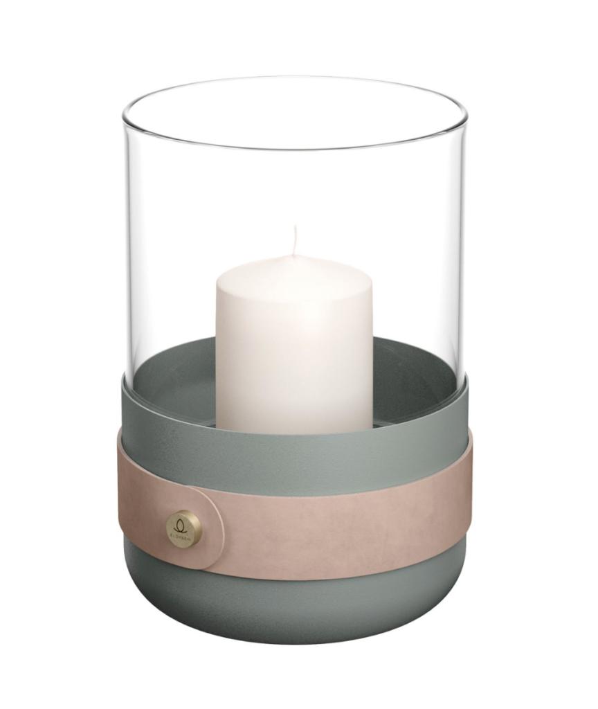 lanterne bougie moderne