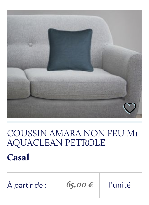 coussin anti tâches