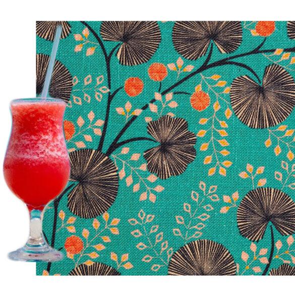 déco cocktail couleurs